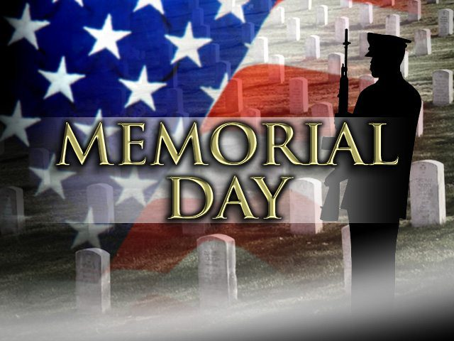 Memorial Day — Thank You