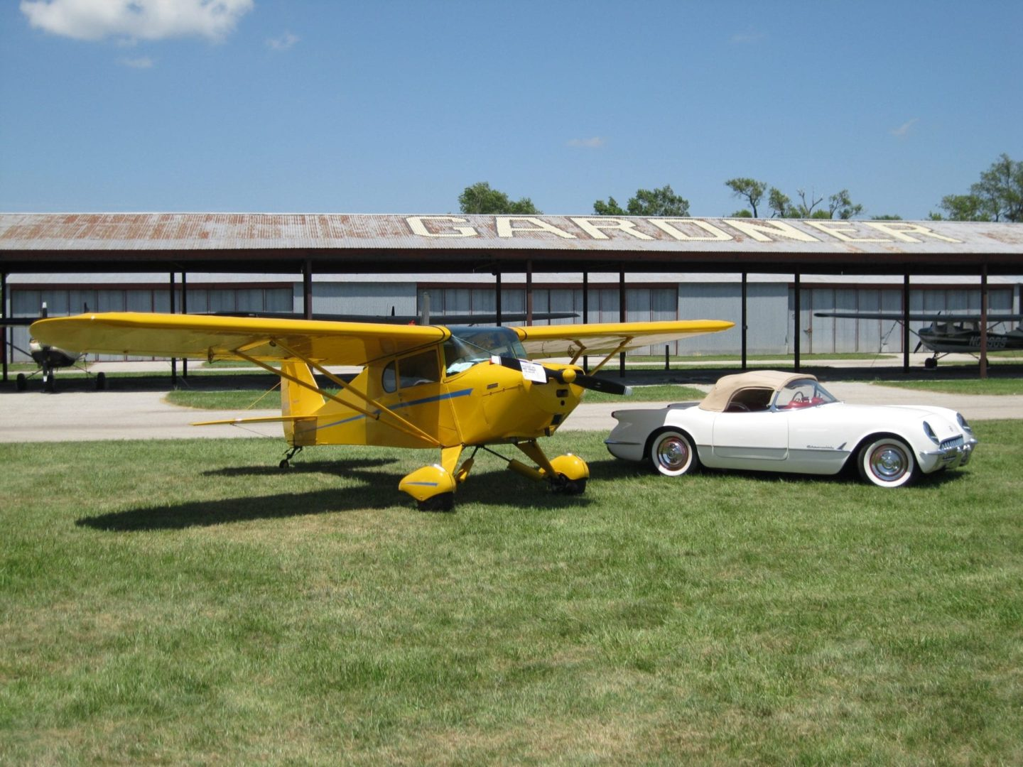 Report indicates Gardner Municipal Airport not self-sustaining