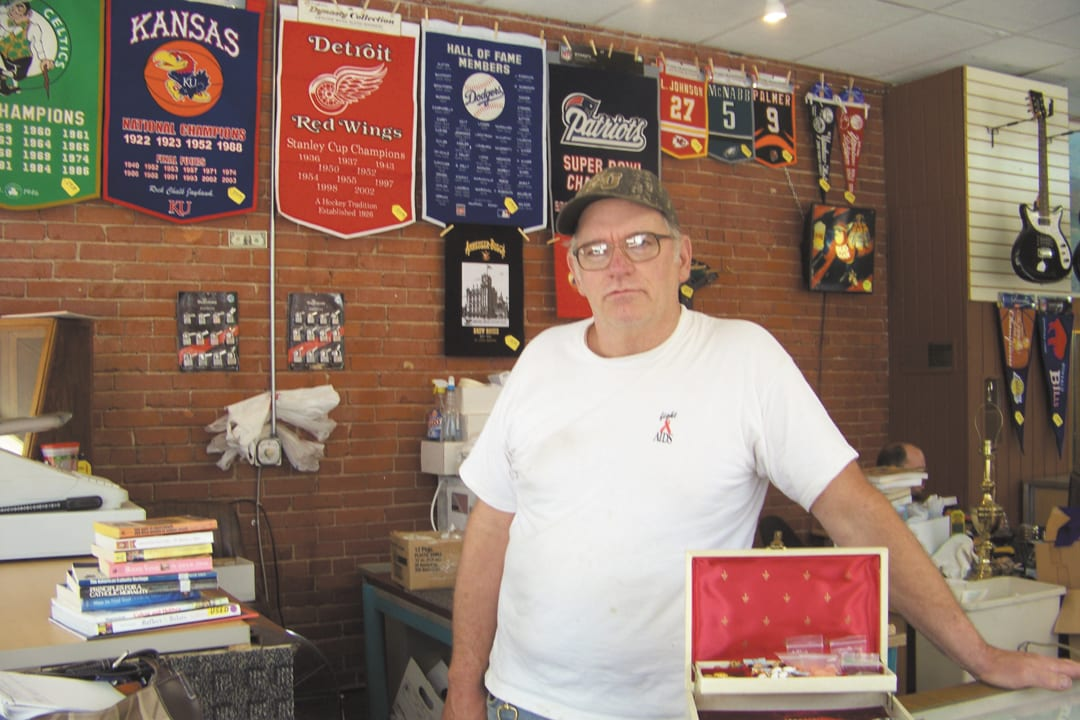 New consignment shop offers variety