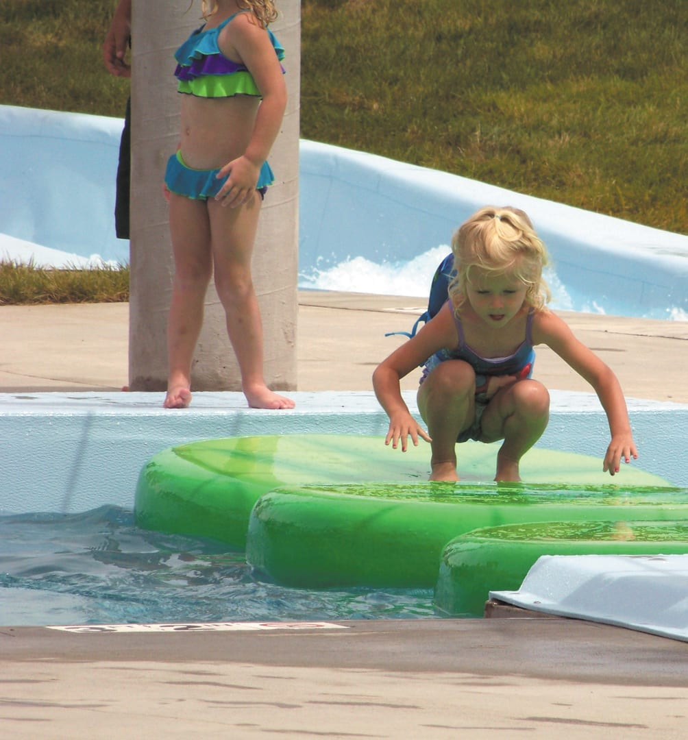 Swimmers flood Spring Hill Aquatic Center