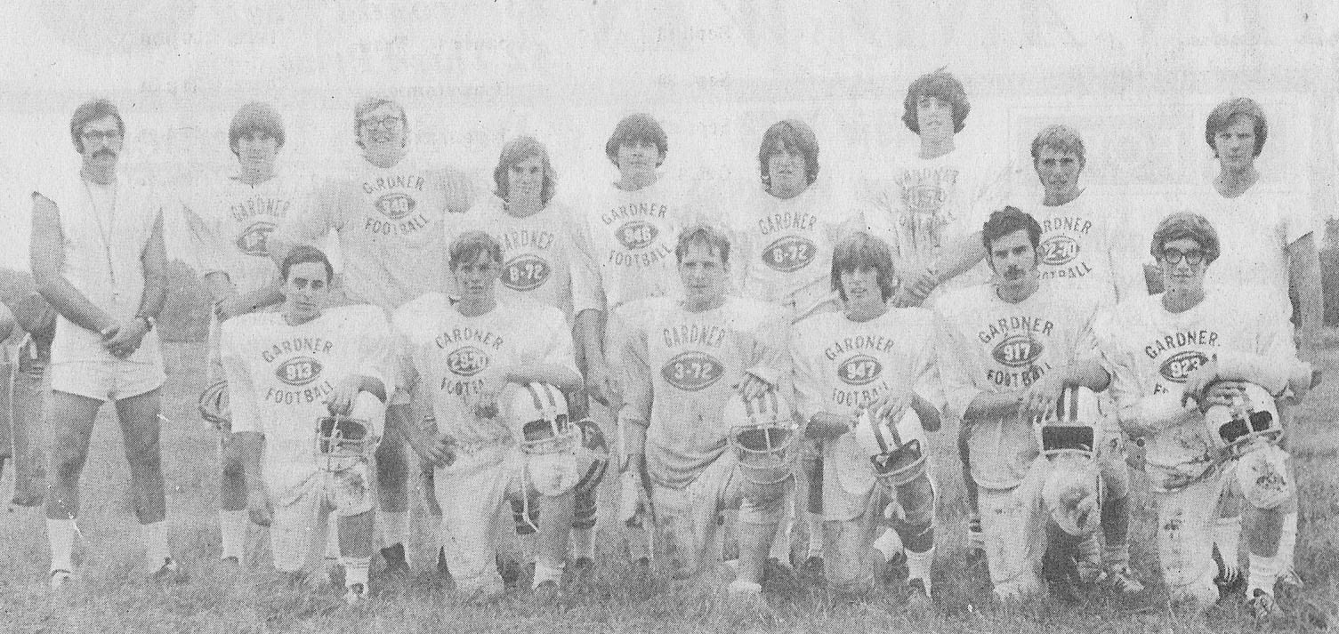 Looking Back: 1973 GHS football team