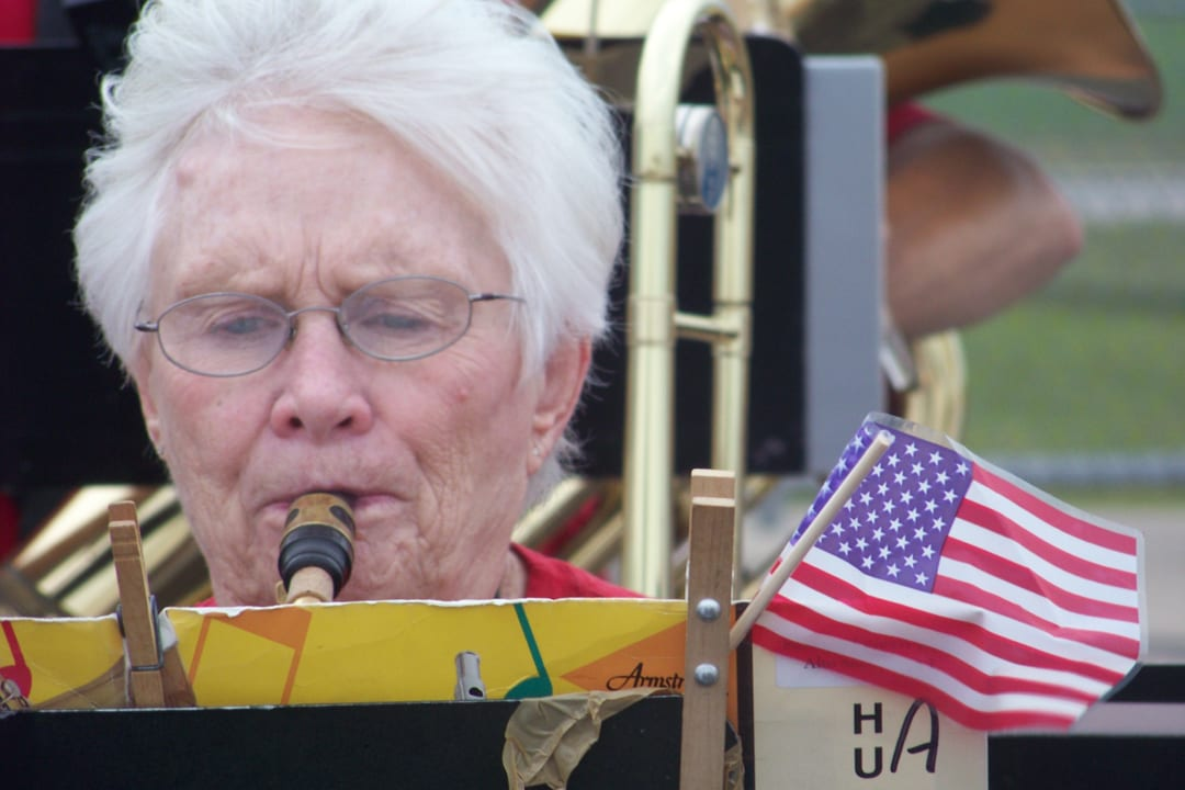 Community celebrates Fourth of July