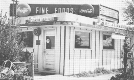 Drive-in steak house served Gardner residents in the 1950s