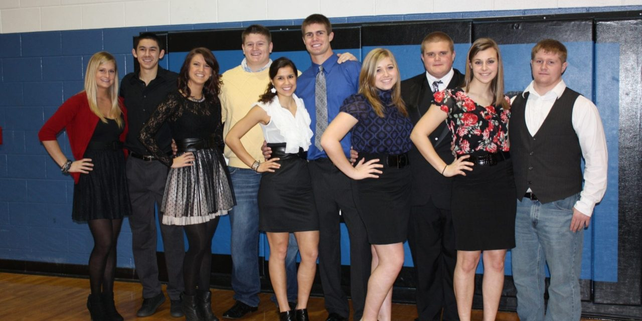 GEHS prepares for Winter Royalty
