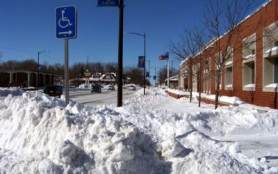 Gardner ends snow removal for downtown area sidewalks