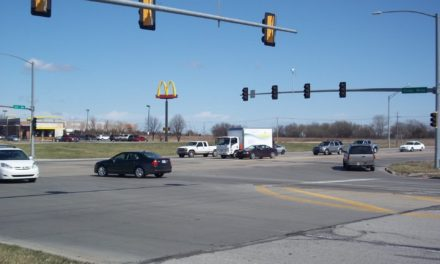 "City to install ""no turn on red"" signs at Cedar Niles,  US-56 intersection"