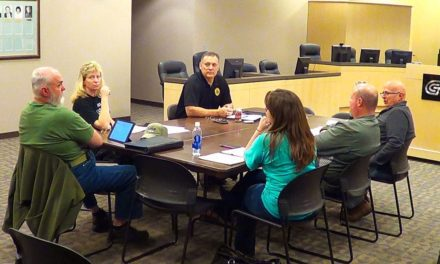 GPD advisory group holds meeting