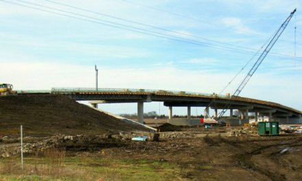 Work continues on Waverly Road overpass