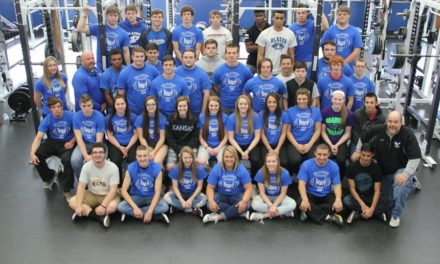 Blazers bring home dual powerlifting state championship titles