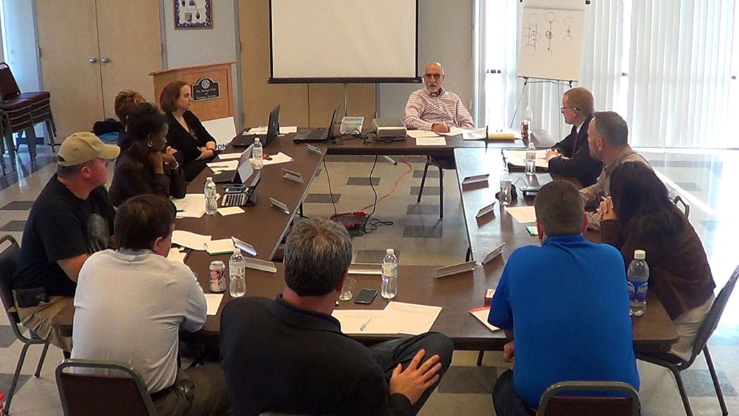Council members attend annual retreat