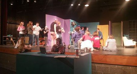 GEHS presents The Friends Experience II