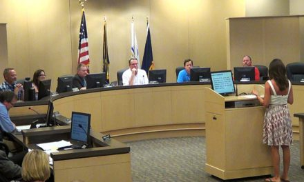 Fireworks topic at council meeting; resident says councilmember rude