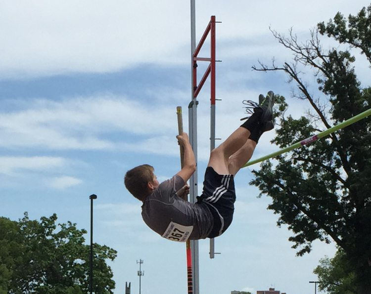 Blazers impressive at Sunflower State track games in Topeka