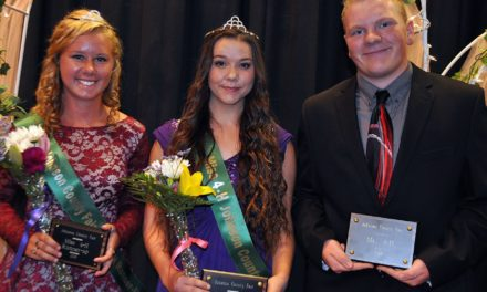 Mr. and Miss Johnson County 4-H crowned