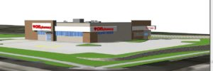 Plans for a CVS pharmacy were approved Aug. 15 by the Gardner City Council. Submitted graphic