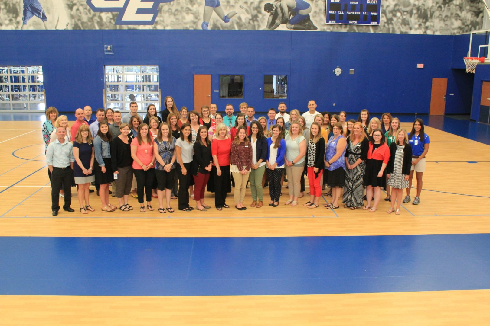 New year, new teachers at USD 231
