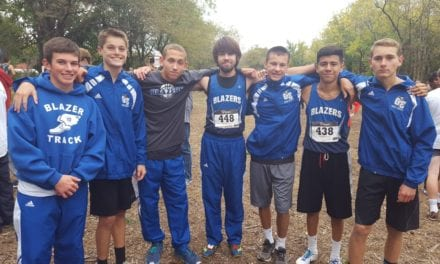 Cochran leads Blazer cross country effort at East Kansas League