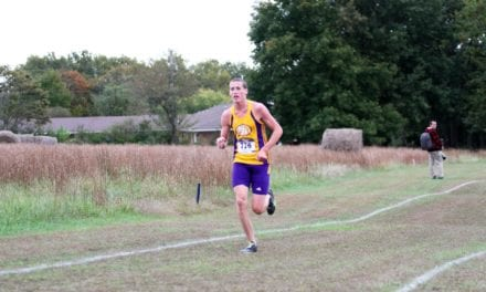 Broncos second, fourth at Frontier league cross country meet