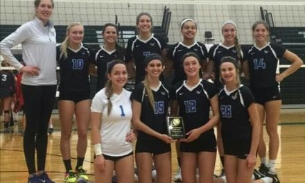 Lady Blazers place second at tourney