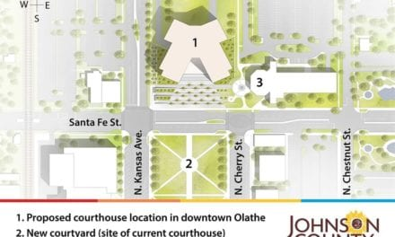 Study indicates additional parking not yet necessary for proposed courthouse