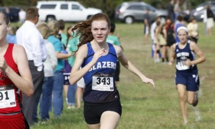 Trailblazers compete well at Cat Classic held at Shawnne Misson Park
