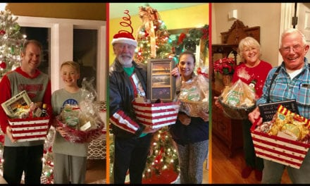 Annual Gardner Lake Christmas contest deemed another success