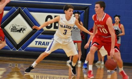 Hatton's leads Blazers past BVW