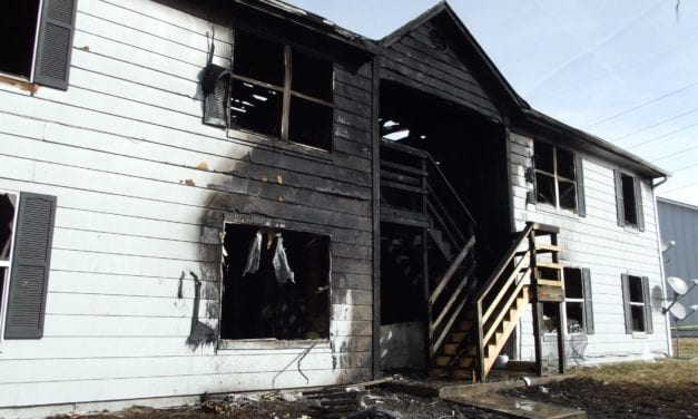 Chamber administers fund to help families displaced in fire
