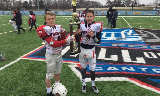 Local kids play major roles in national title