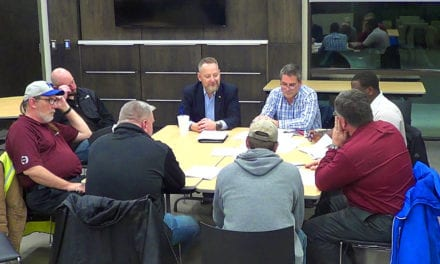 Pavement management, trails, ADA ramps discussed at SSSAC