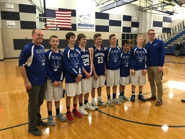 Mustangs win second straight league title
