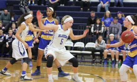 Season comes to a close for Lady Blazer basketball team