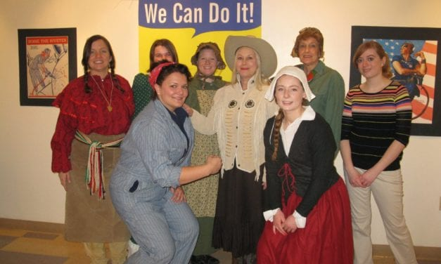 Johnson County Parks and Recreation celebrate Women's History Month