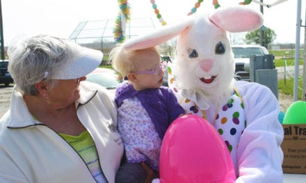 City of Edgerton Easter egg hunt