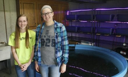 Two Spring Hill students start their own aquaponics business