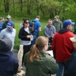 Arbor Day clean up