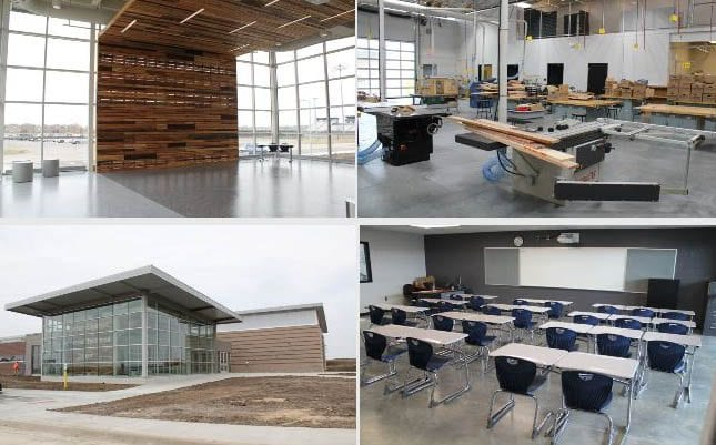 Advanced Technical Center has opened