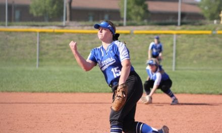 Lady Blazer softball team sweeps BVSW