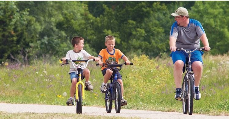 Enjoy outdoors at parks Memorial Day weekend