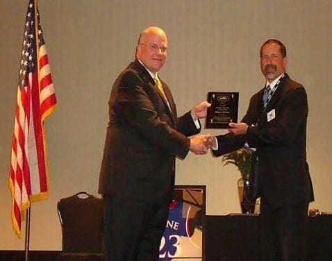 Brown named Funeral Director of the Year