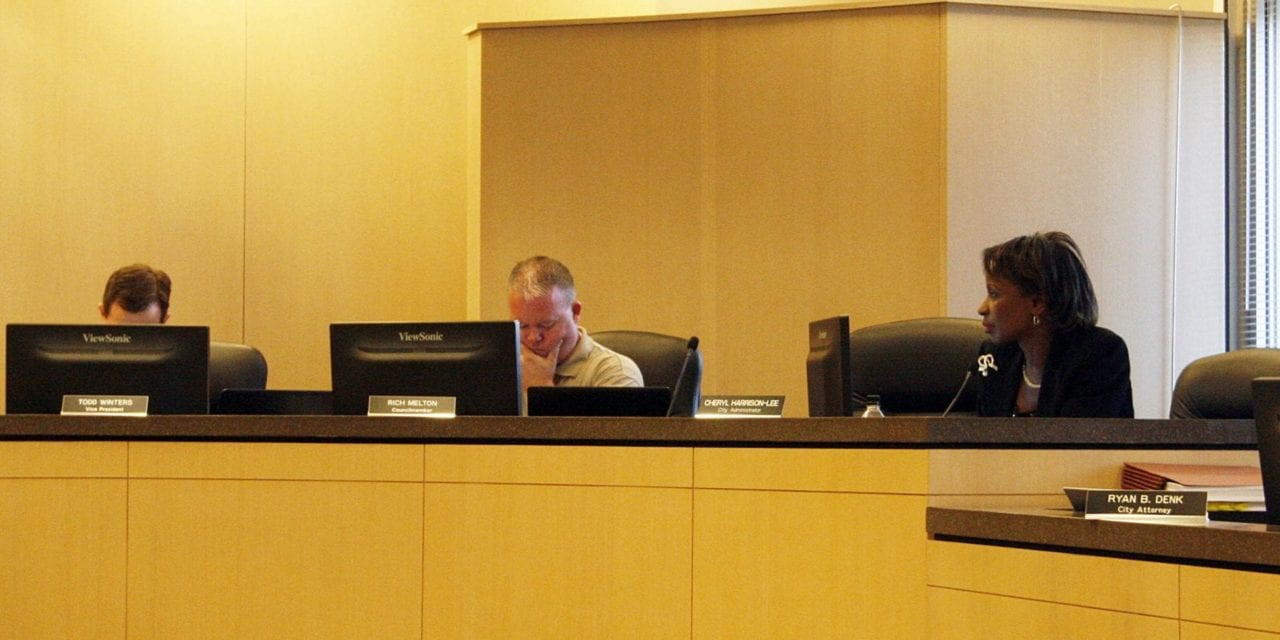 Council discusses GMA's porta potty woes; communication with USD 231