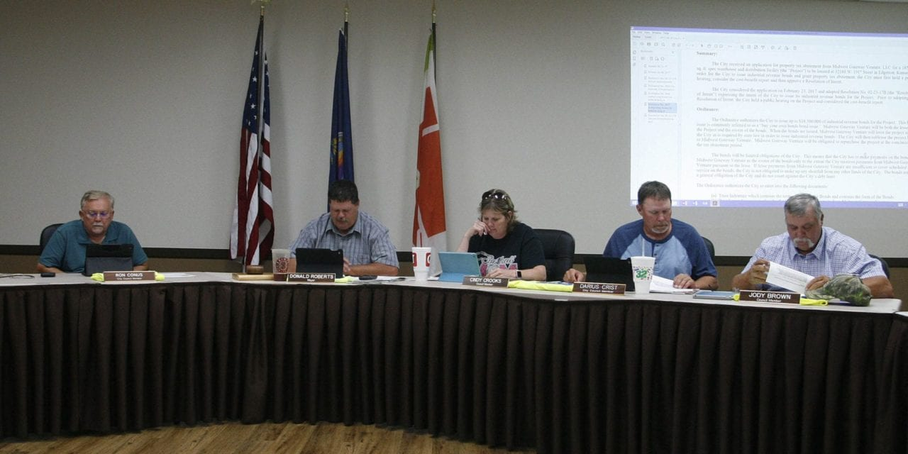 More warehouses, new city attorney for Edgerton