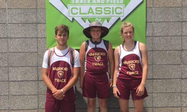 GE Lightning track classic a success