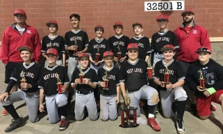 Gardner twelve and under baseball team seeks another state title