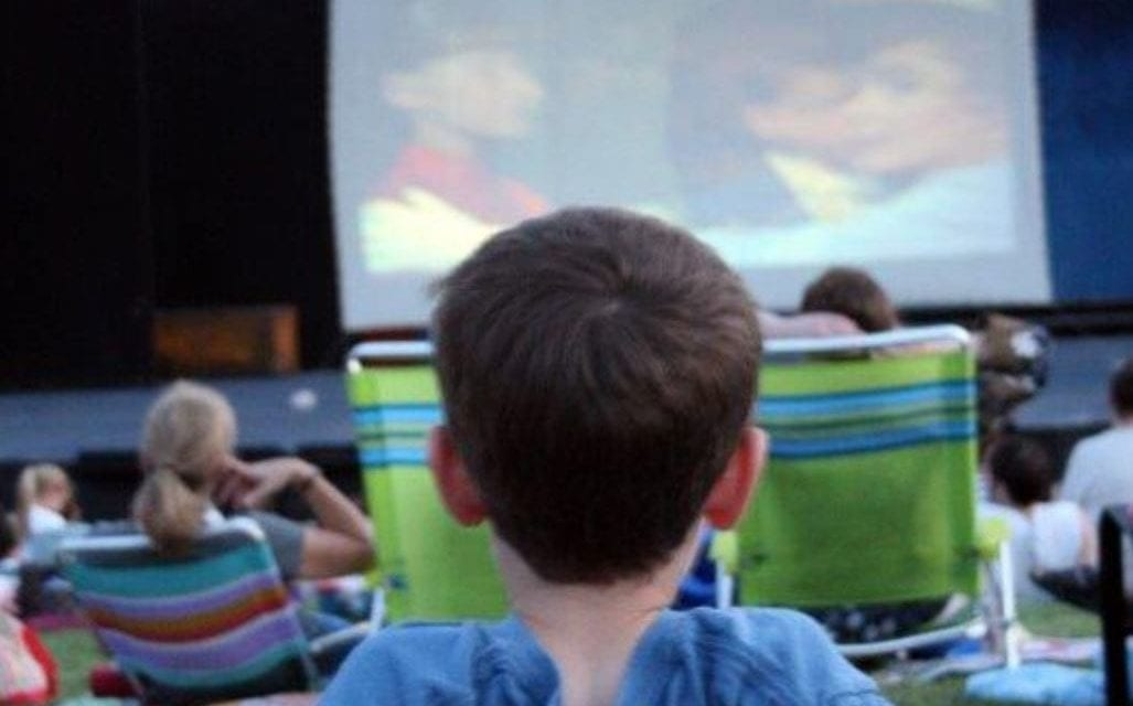 Movies in the Park continues on July 18