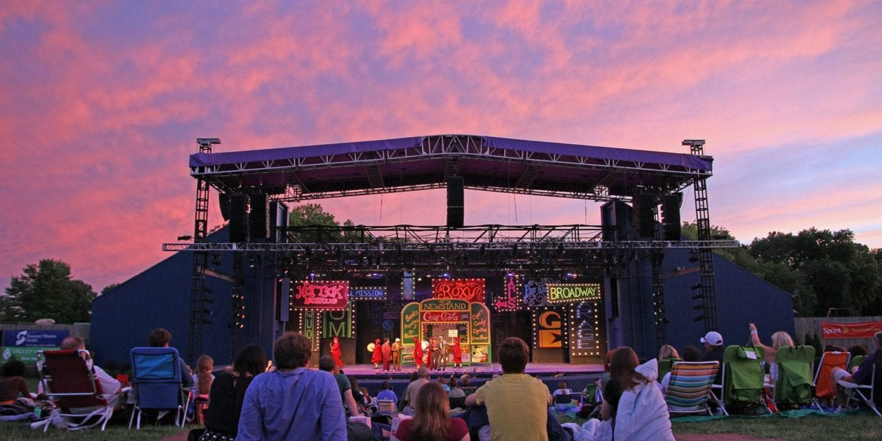 Theatre in the Park season begins