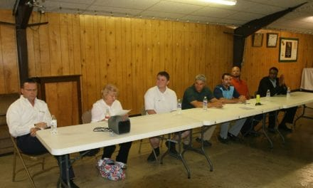 VFW hosts city council candidate forum
