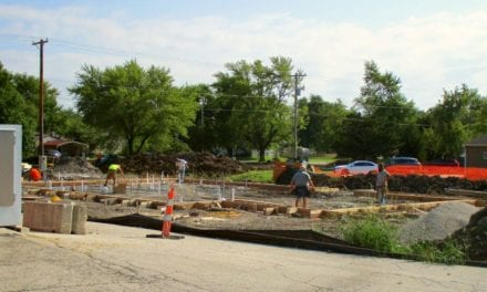 Dairy Queen construction continues