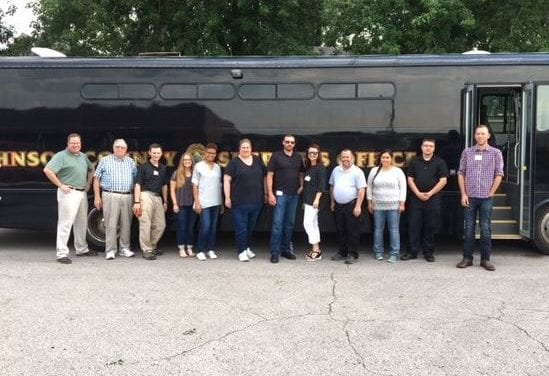 GCPA students tour detention facility