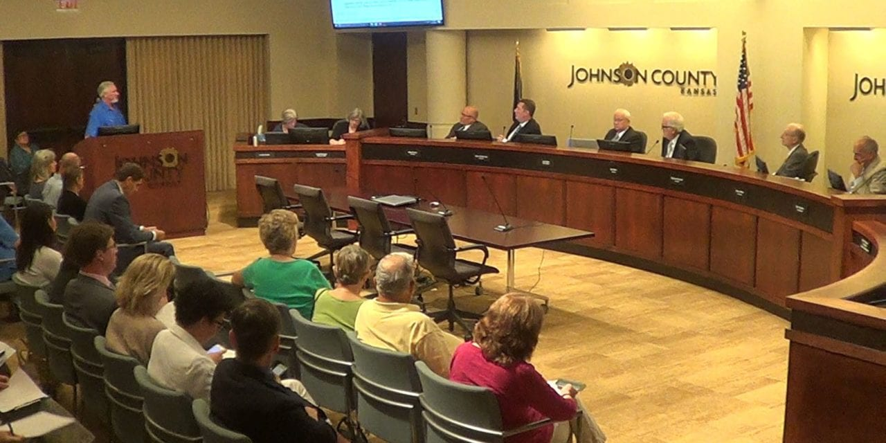 Commissioners hear patron objections to planned cold storage facility